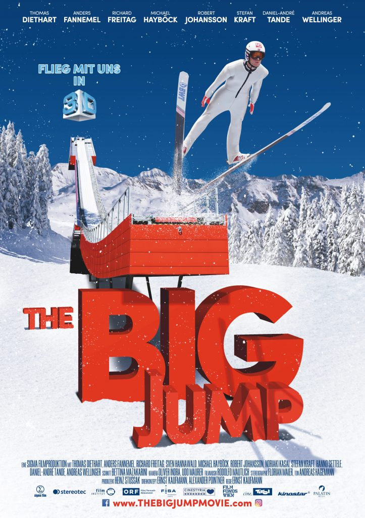 the big jump film